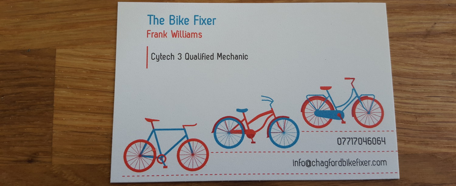 Chagford Bike Fixer